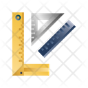 Rulers Scale Measurement Icon