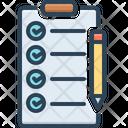 Rules Checklist Condition Icon