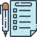 Rules List Icon