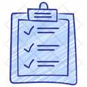 Board Check Checklist Icon