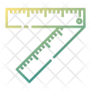 Ruller Ruler Measurement Tool Icon