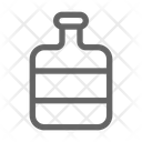Rum Alcohol Pirate Icon