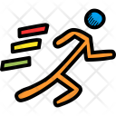 Run Running Race Icon