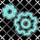 Run Process Settings Icon