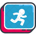 Run Running Animation Icon
