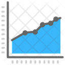 Run Chart Icon