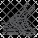Run Shoes Icon