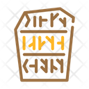 Runestone Stone Color Icon