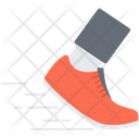 Leg Foot Run Icon