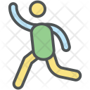Runner Exercise Racer Icon