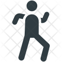 Runner Racer Sportsman Icon