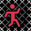 Runner Sport Game Icon