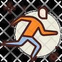Runner Running Sport Icon