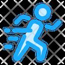 Runner Run Running Icon