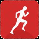 Run Runner Trainings Icon