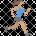 Cardio Exercise Fitness Icon