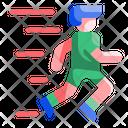 Running Sport Man Icon