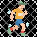 Running Runner Sport Icon