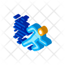 Running Human Speed Icon