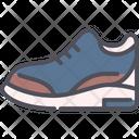 Running Shoe Sport Icon
