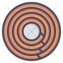 Running Race Relay Icon