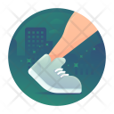 High Tops Running Icon