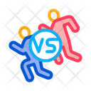 Running Battle Icon