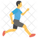 Running Exercise Fitness Exercise Workout Icon