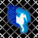 Running Horse Speed Icon