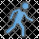 Running Man Run Running Icon