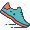 Running Shoe Running Shoe Icon