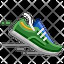 Running Shoes Run Jogging Icon
