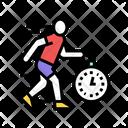 Run Time Color Icon
