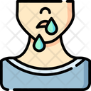 Runny Nose Icon