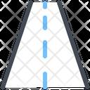 Runway Landing Strip Airport Icon