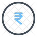 Rupee Currency Finance Icon