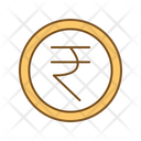 Rupee Indian Currency Money Icon