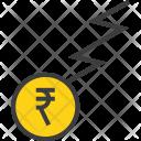 Rupee Finance Trade Icon