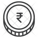 Indian Exchange Inr Icon