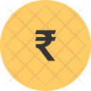 Rupee Currency Inr Icon