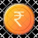 Indian Rupee Rupee Money Icon