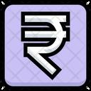 Rupee Sign Money Icon