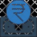Rupee Money Cash Icon