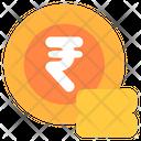 Rupee India Money Icon