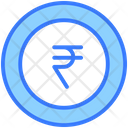 Rupee Indian Currency Rupees Icon