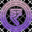 Rupee Cash Money Icon