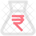 Rupee Bag Money Bag Money Icon