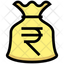 Rupee Bag Money Bag Money Sack Icon
