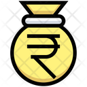 Rupee Bag Money Bag Rupee Icon