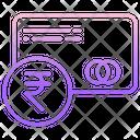 Rupee Card Icon